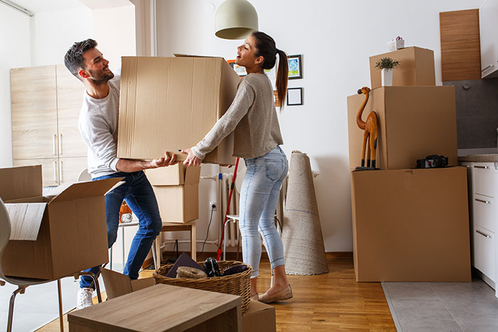 11 Packing Tips for Moving House